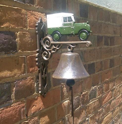 cast iron series 1 door bell